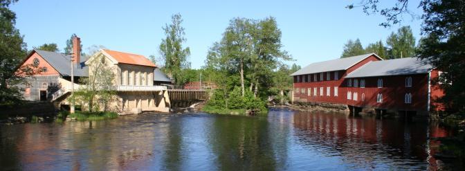 Ahlströmin ruukinmiljoota Noormarkussa